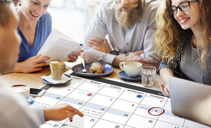 Advanced Event Planner